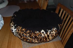 Puff leopard